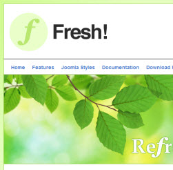 fresh-joomla-template