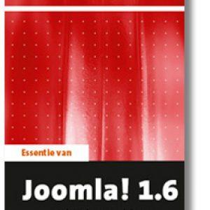 Boek de essentie van Joomla