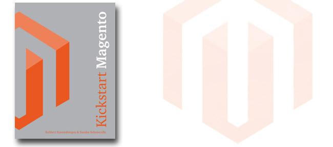 Boek Kickstart Magento