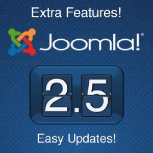 Nieuw in Joomla 2.5