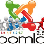 Joomla 2.5 upgrade