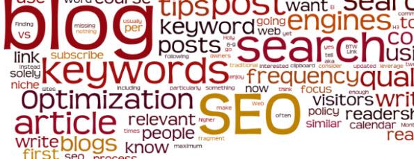 bloggen voor seo