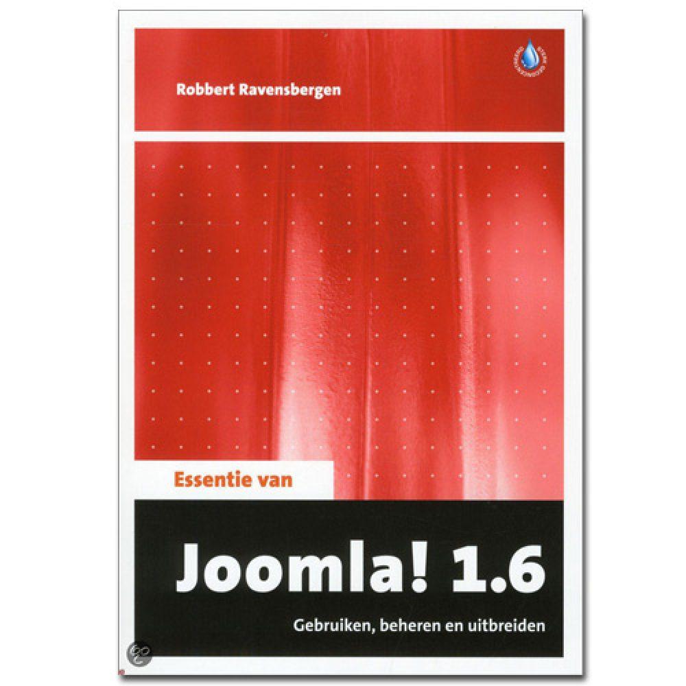 Joomla boek