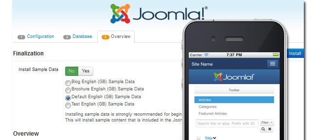 Wha't new in Joomla 3.0