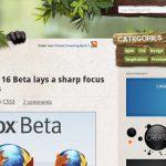 Noupe Webdesign blog