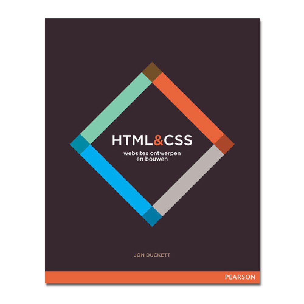 Boek Html en CSS