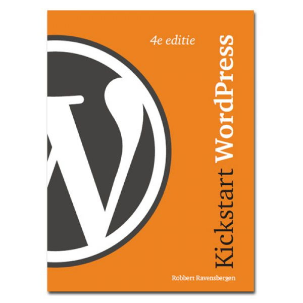WordPress handleiding Kickstart WordPress 4e editie