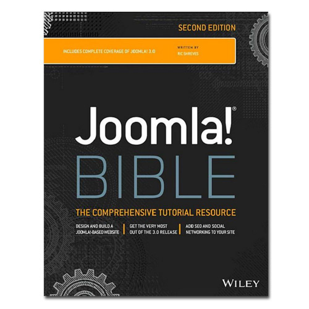 Joomla Bible 2nd edition